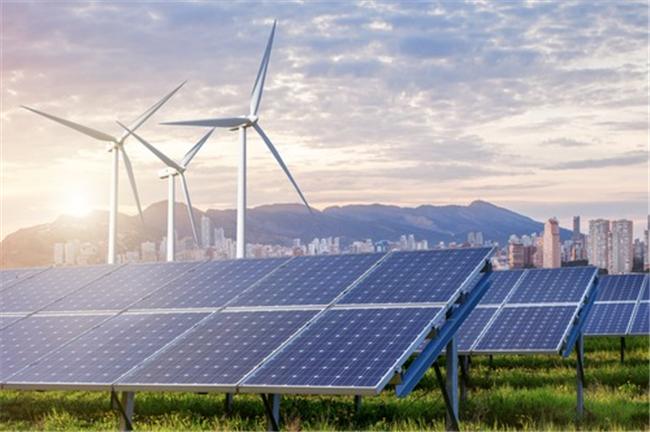 Renewables represent 73 percent of electricity generating capacity gains in 2021 :